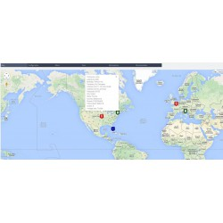 NT Geoloc, precisely locate your customers and stores